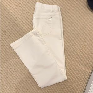 White Joes Jeans